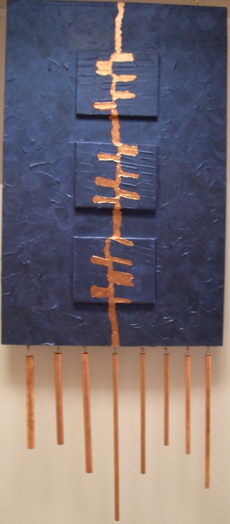 Paintings and Sound Paintings III