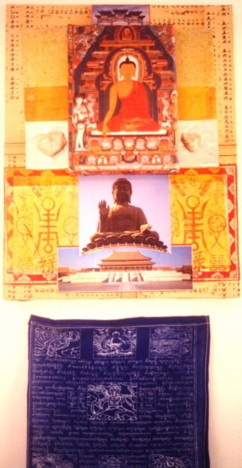 Tibetan Tradgedy Buddha  Two