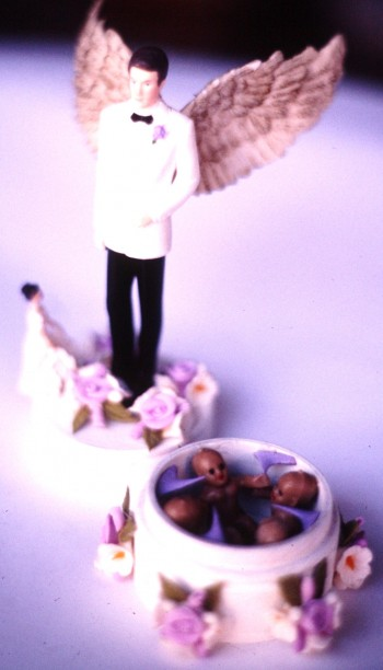 Angel Groom Open Box