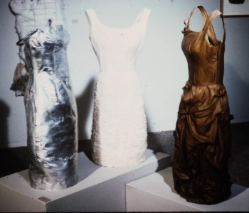 Three Dresses (Body Armor, Venice de Milo, Rose Garden)