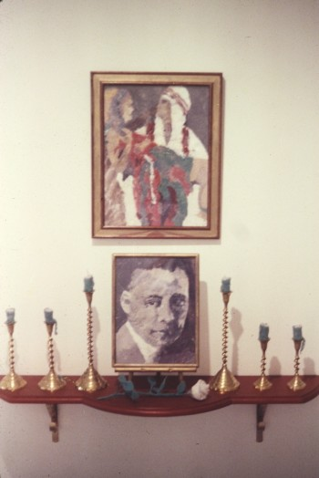 Rudolph Valentino Shrine
