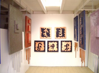 Paintings and Sound Paintings VI